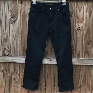 Joe's Jeans Classic Straight Fit Dark Wash Jeans